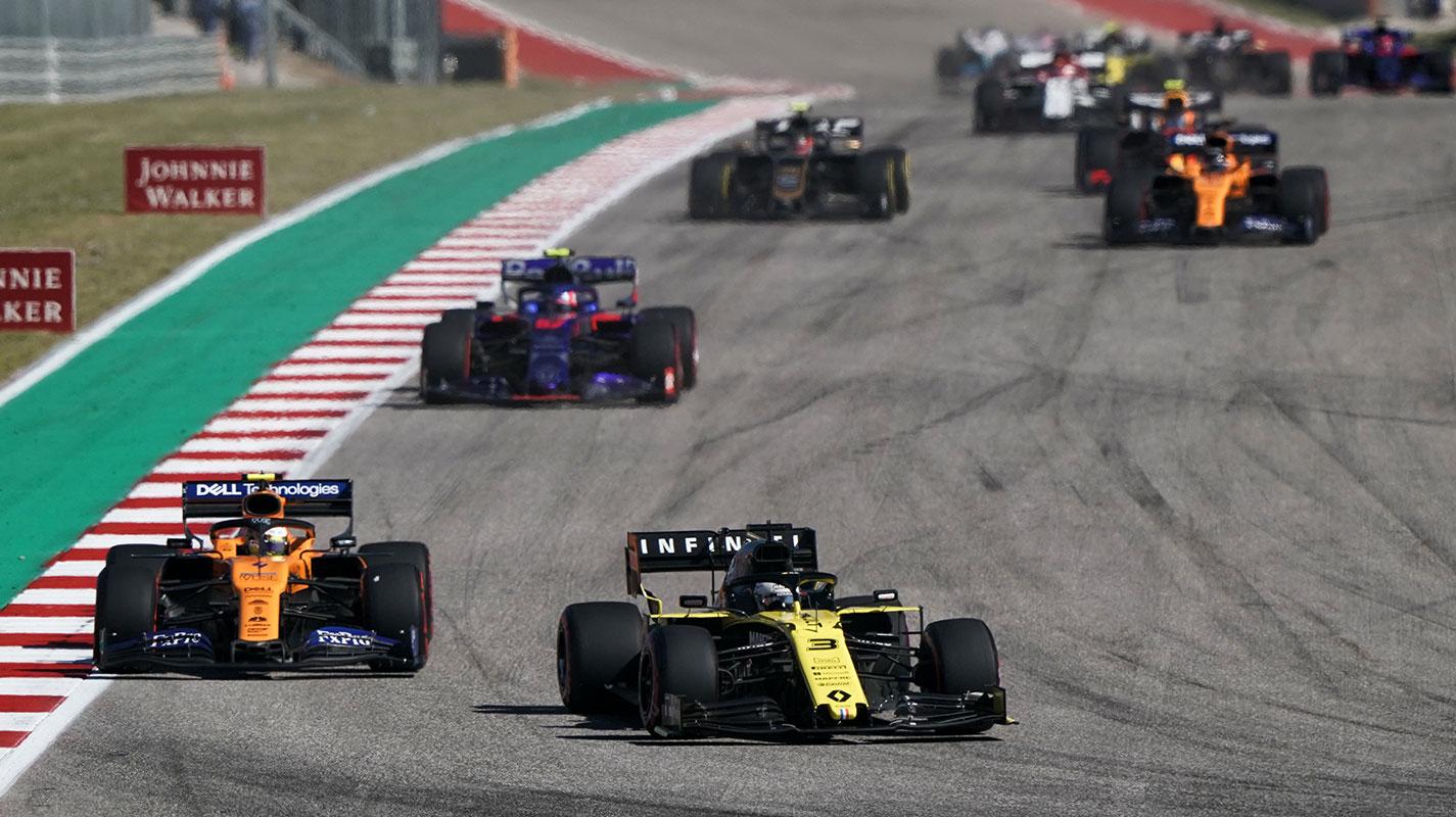 Prost承認Renault車隊仍不是非常穩定