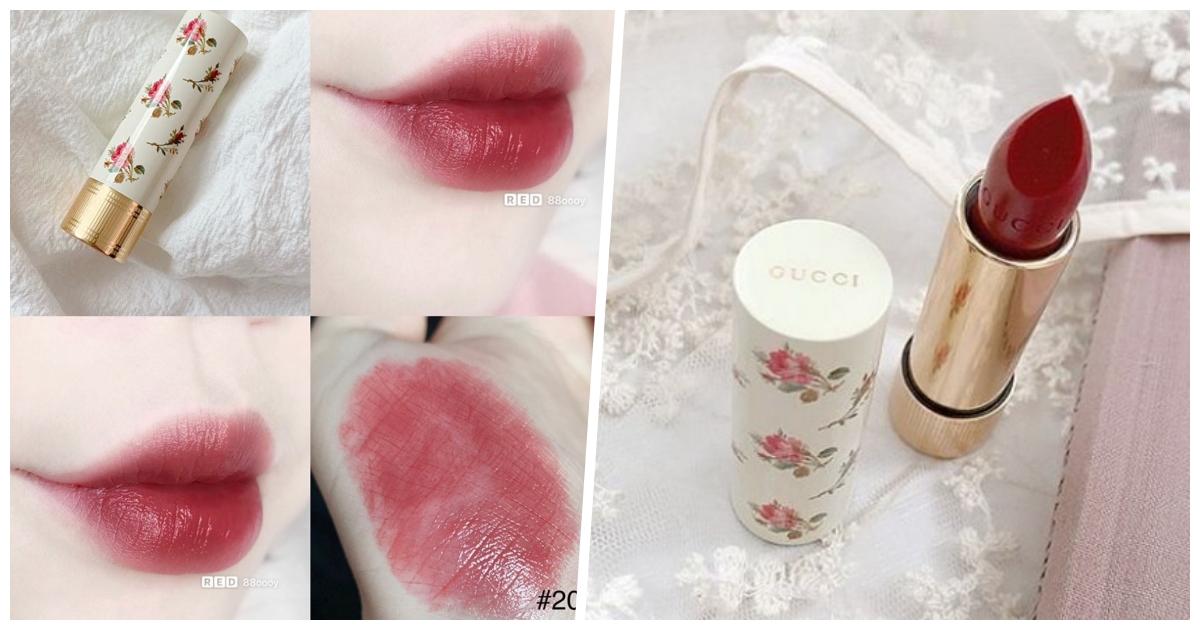花管(Rouge à Lèvres Voile)十分受到女孩們推薦,水潤透亮的色調讓雙唇呈現飽滿欲滴的光澤感