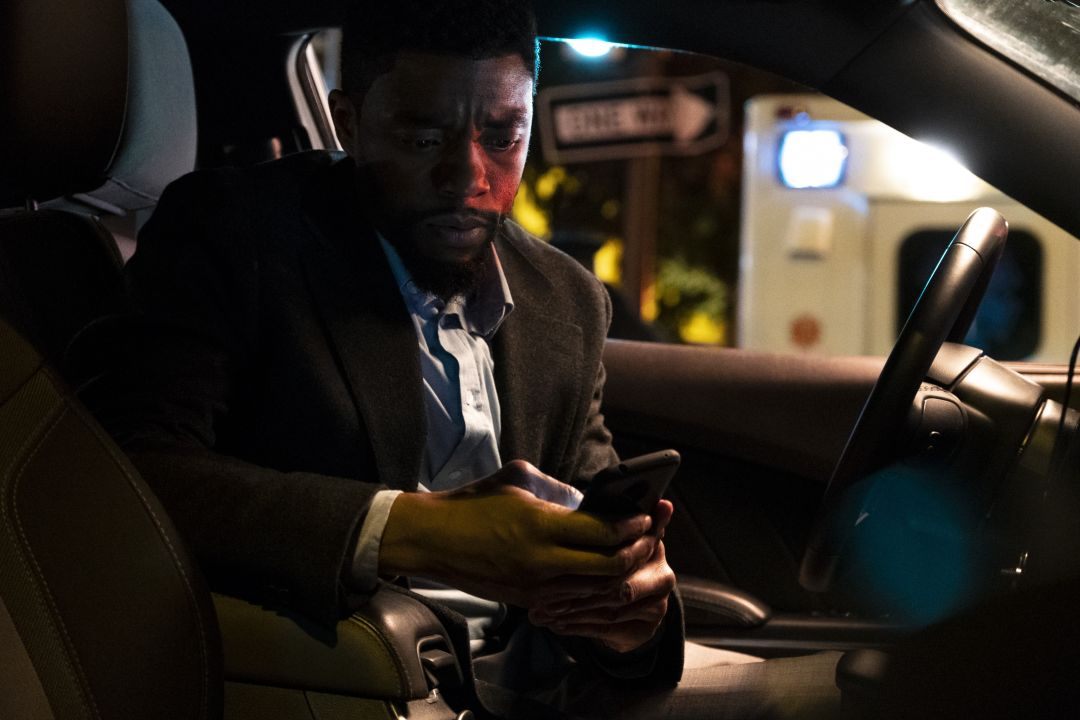 「黑豹」男星查德維克 為緝凶一夜封鎖曼哈頓
