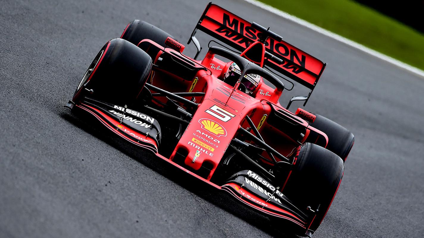 巴西GP自由練習二Ferrari車手包辦前二