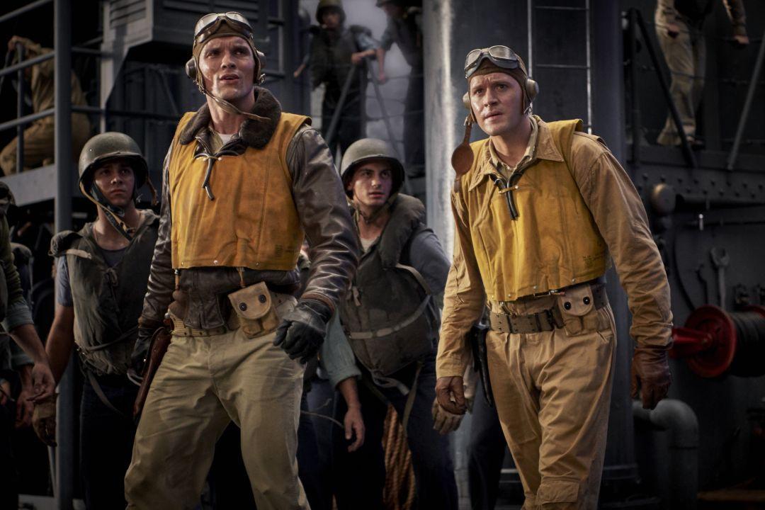 《決戰中途島》貼近史實大製作電影,引發歷史迷討論