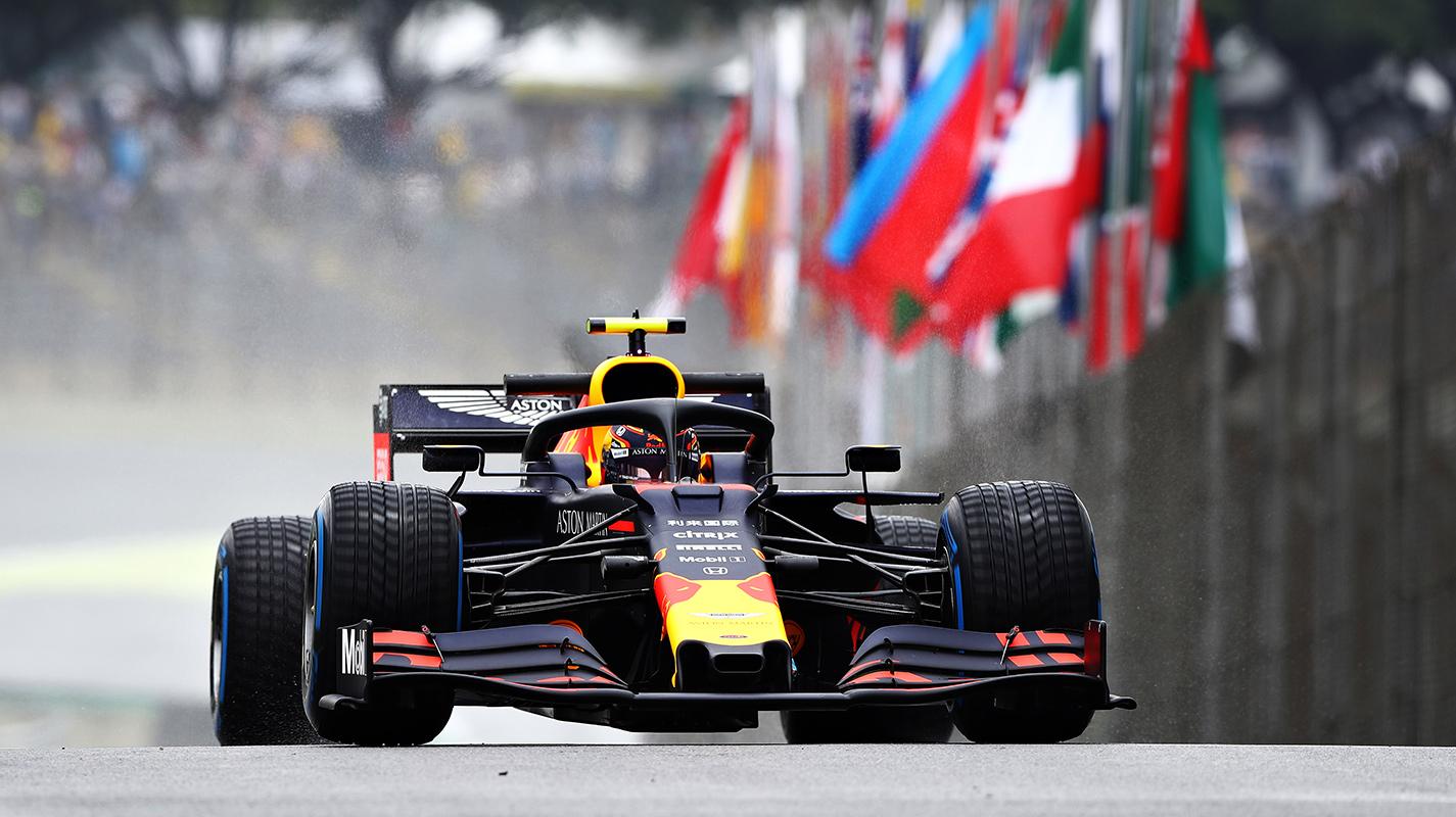 巴西GP自由練習一Albon最快但撞車