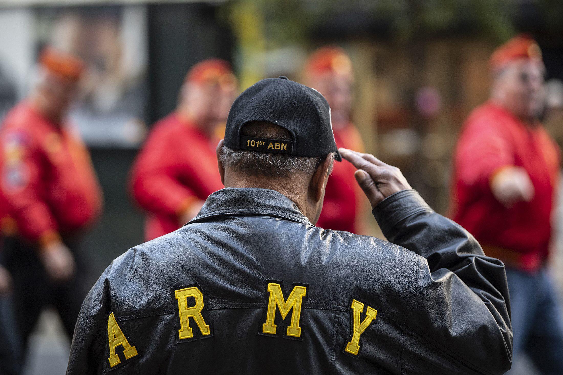 Veterans Day Philadelphia