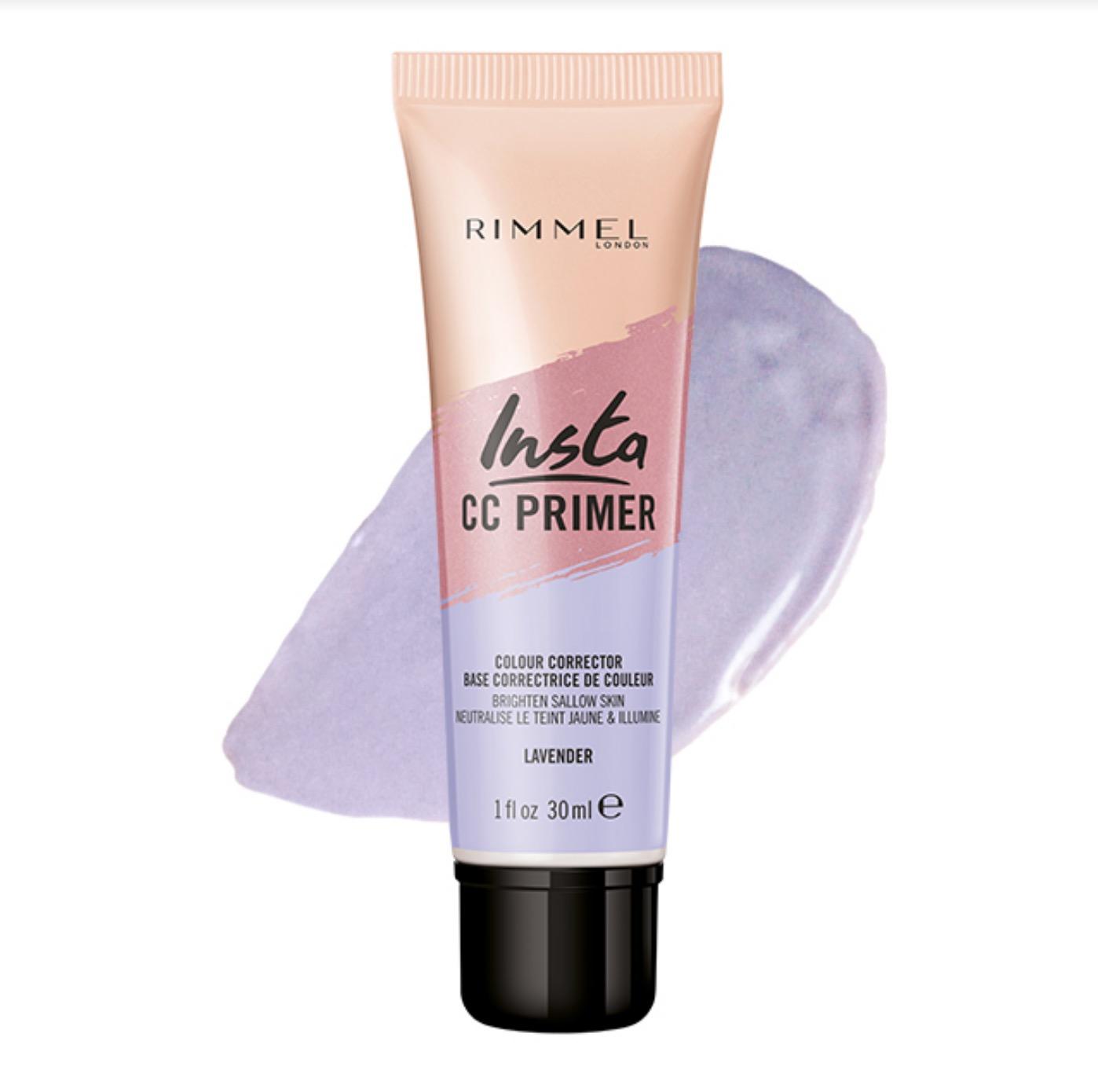 薰衣草紫的色調適合亞洲女生偏黃肌膚,拯救肌膚蠟黃暗沉問題