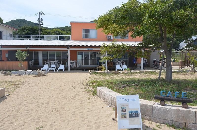 女木島 MEGIJIMA ISLAND GUESTHOUSE & CAFE MEGINO