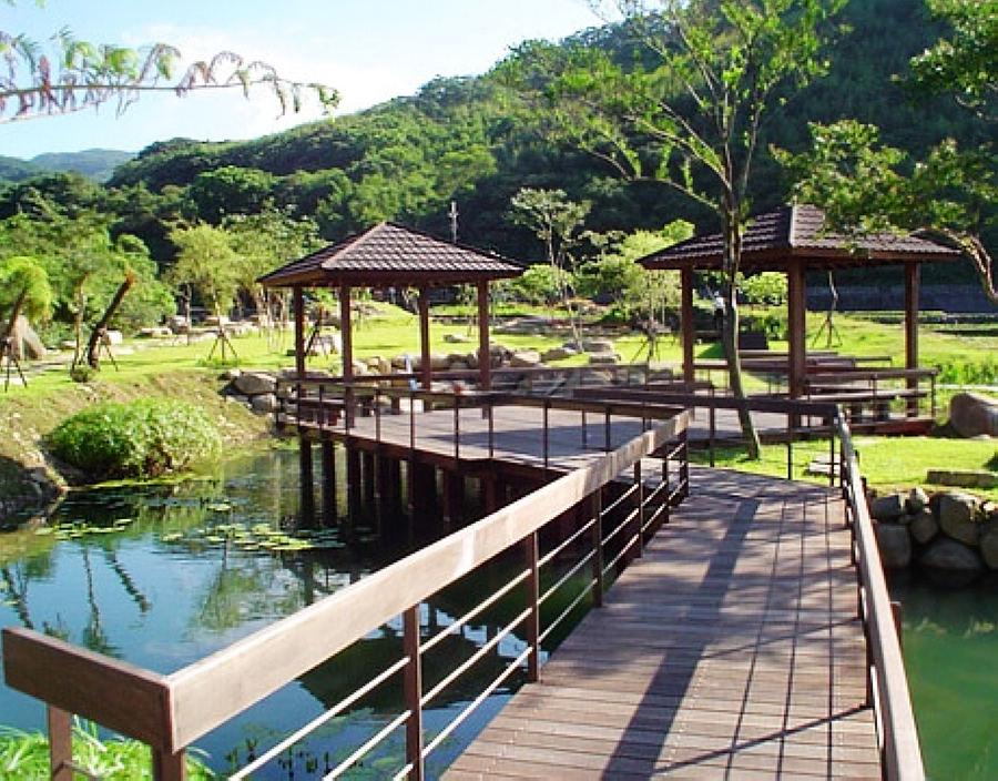 遠望坑親水公園(圖片來源:東北角暨宜蘭海岸國家風景區)