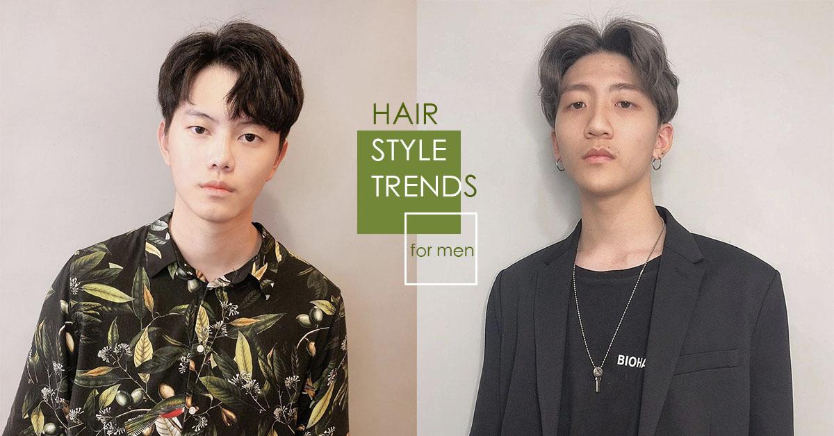 不只服裝要換季,頭髮也適合留長換上「絕配襯衫的紳士髮型」
