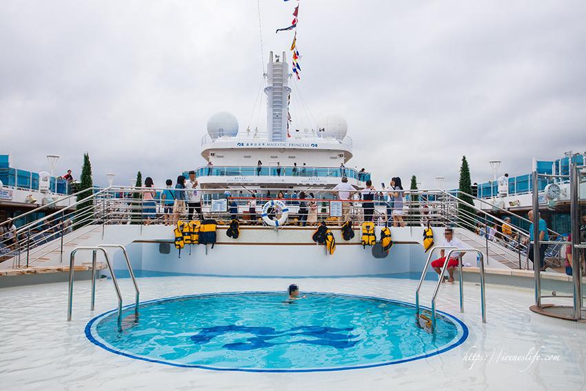 盛世公主號船上設施篇