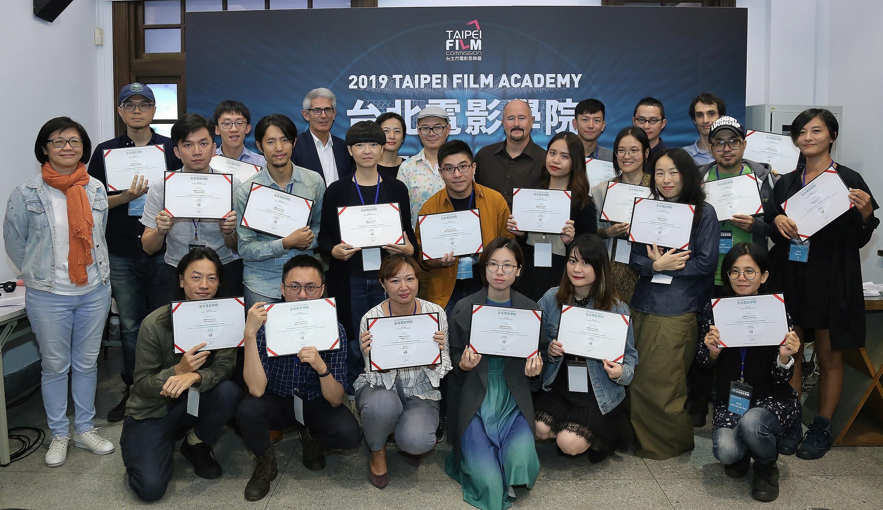 台灣製片躍上國際影壇──北市影委會聯手鹿特丹影展選拔製