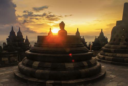 圖14 追尋且渴望體驗與千年古建築產生共鳴嗎?婆羅浮屠絕對不會讓人失望!