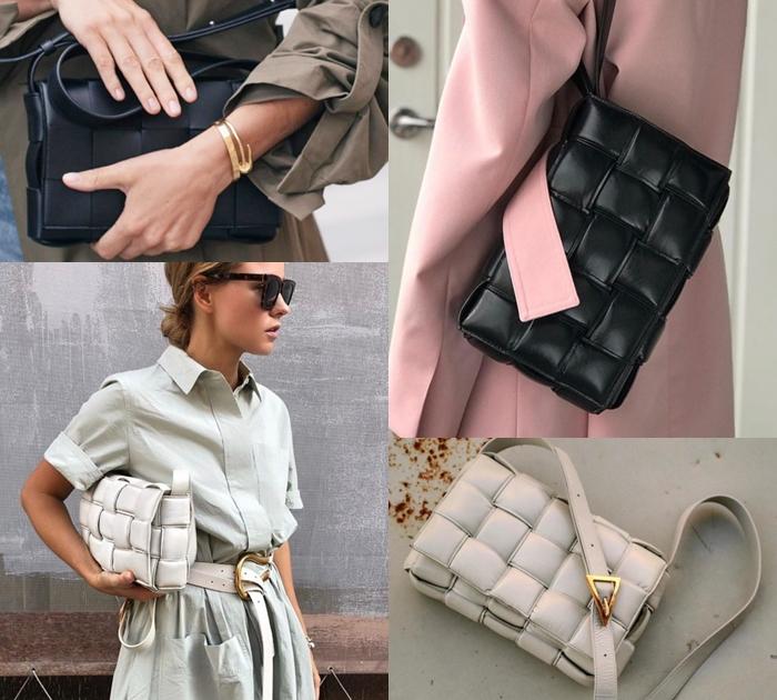 這款由柔軟的西班牙小羊皮製成的包款,微帶澎潤感的可愛質感