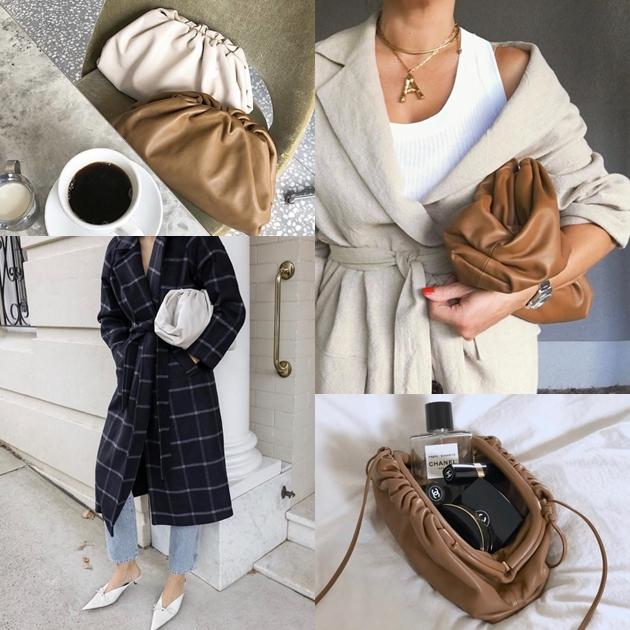 包款以「The Pouch」命名,即為「袋子」的意思