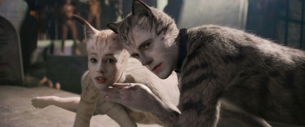 《CATS貓》非看不可的音樂盛事 眾貓雲集獻美聲秀舞蹈