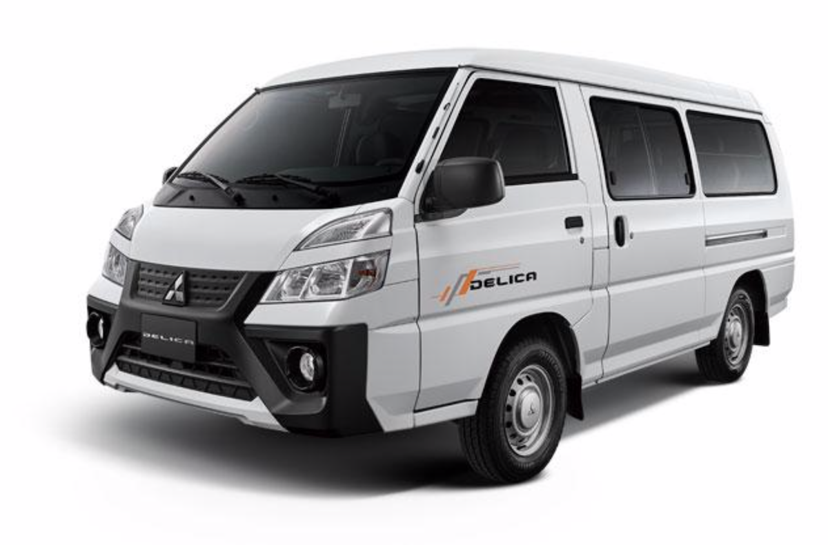 此為台灣現行的 Delica。