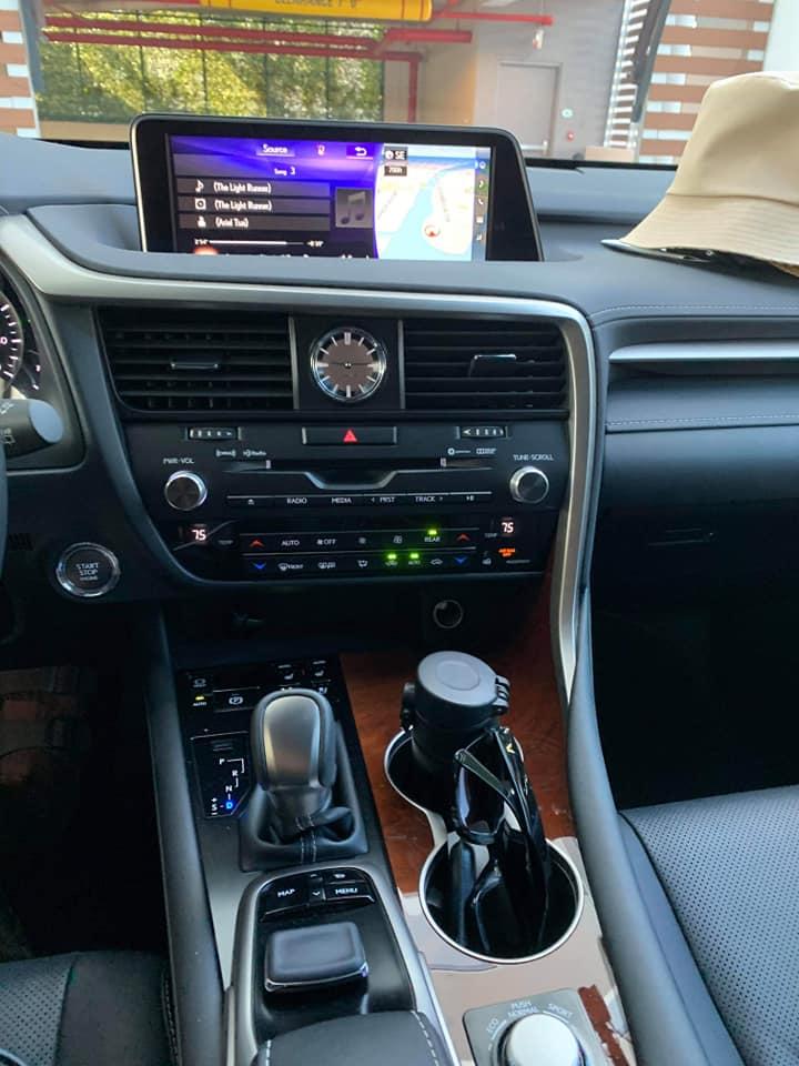 和熙推薦Lexus RX 350L在油門跟隔音的表現