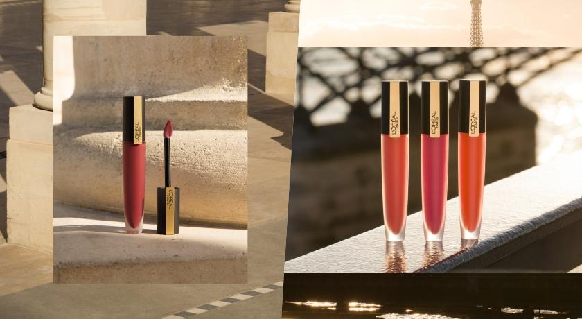 被粉絲暱稱為「小鋼筆」的持色印記空氣吻唇露,不但一抹超顯色,而且質地相當輕盈幾乎零存在感