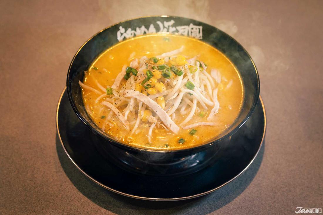 黃金味噌拉麵