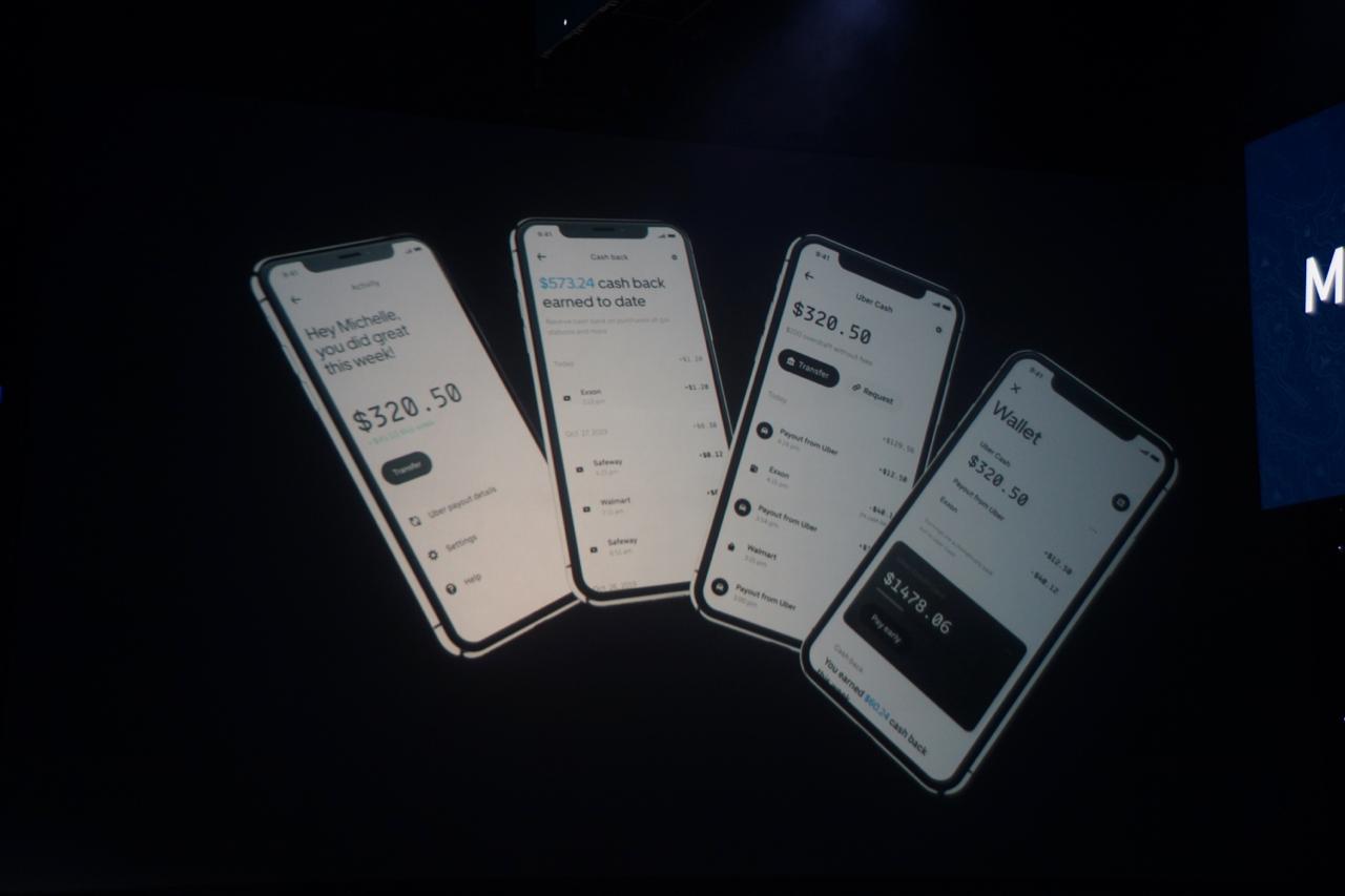 Uber Money