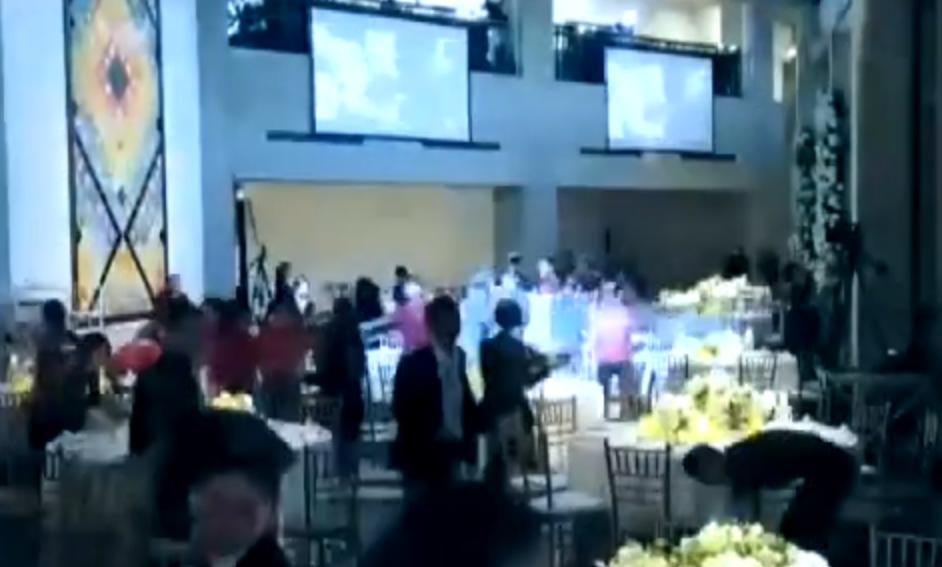 打造林志玲世紀婚宴 南美館40分鐘快閃變身