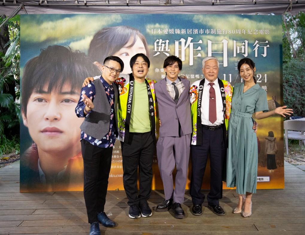 《與昨日同行》主角佐野岳來台分享日神秘土產「土手燒」最愛杏仁豆腐!