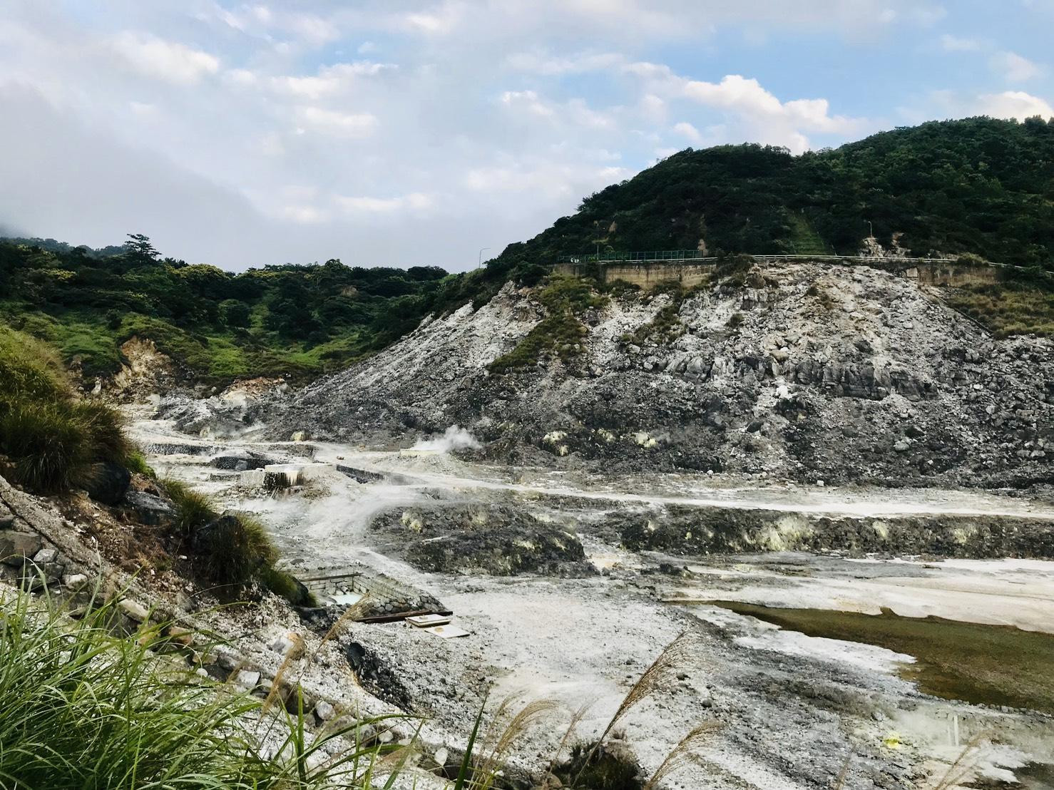 社子島、北投自然景觀多元,在優美山水的相伴中,度過遠離喧囂又愜意歡愉的美好假期。圖/W編
