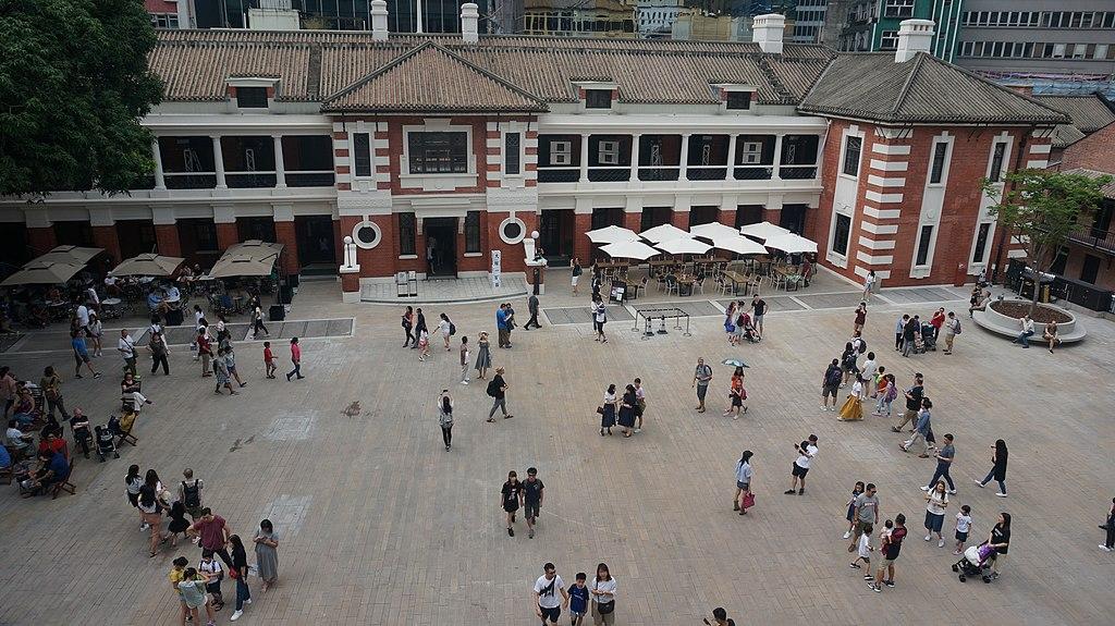 大館 (Photo by維基百科用戶-SH6188, License: CC BY-SA 4.0, Wikimedia Commons提供)
