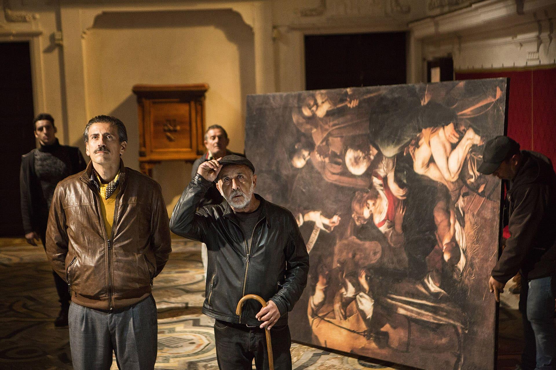 失竊神畫:卡拉瓦喬