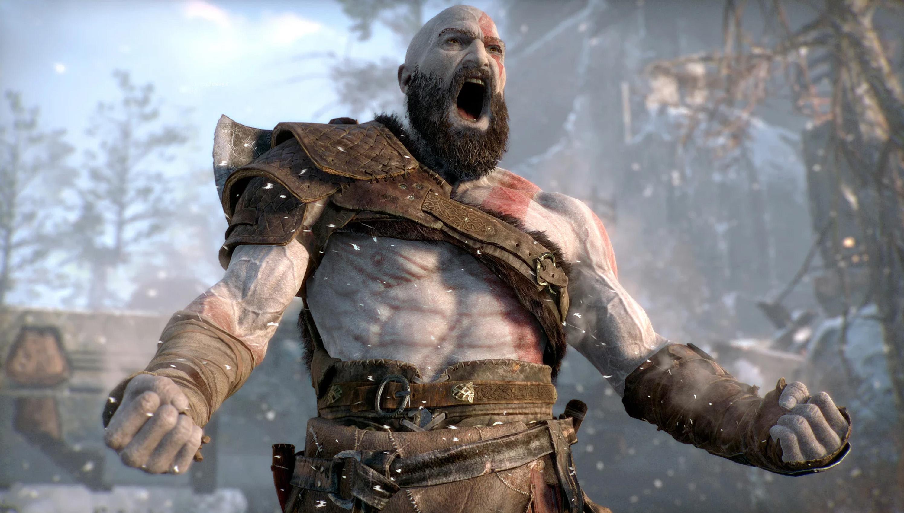想在 PC 玩到戰神,就要看索尼的意願了。(圖源:God of War)