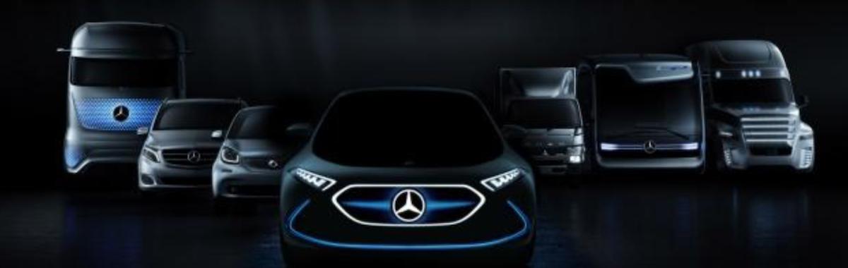 Daimler 集團預計會先在商用車系推出自動駕駛技術。