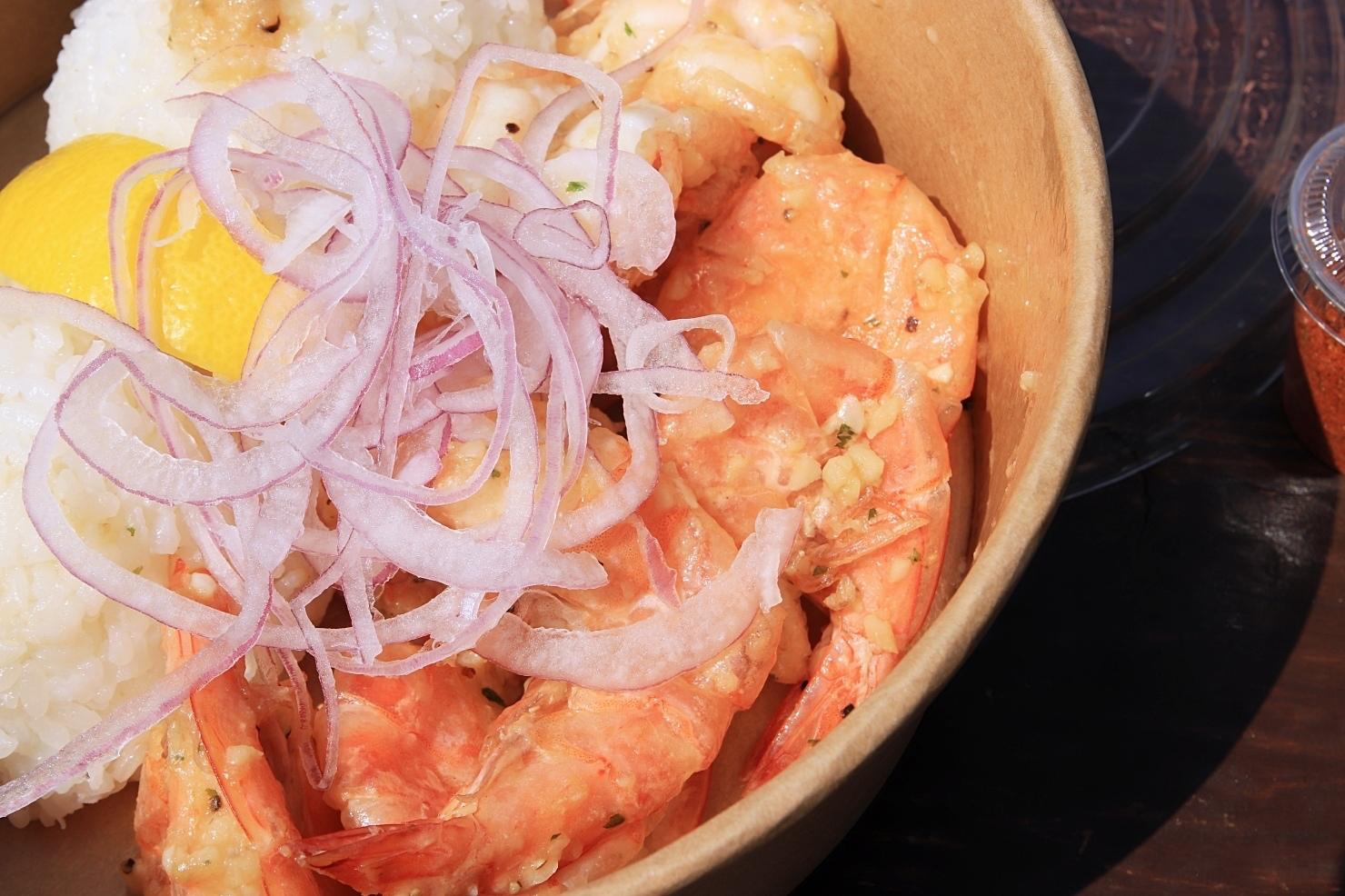 古宇利蝦蝦飯 Kouri Shrimp