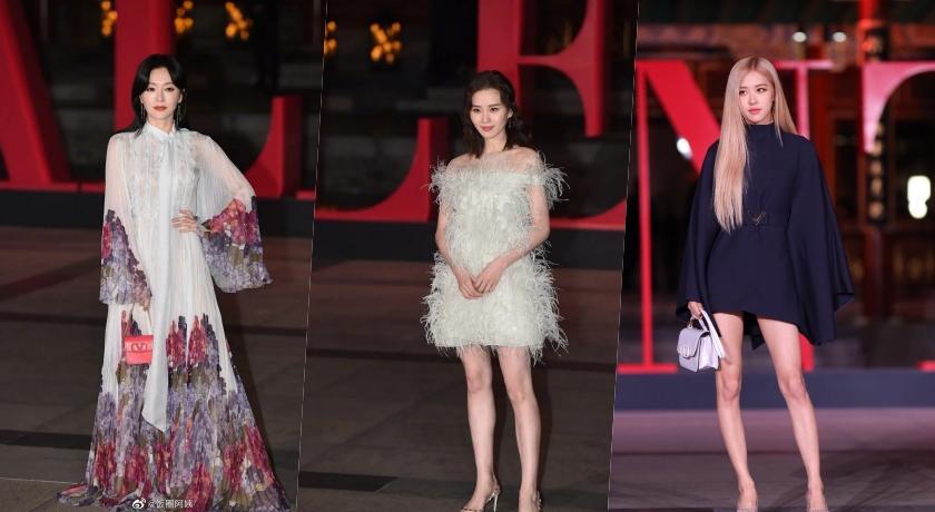 劉詩詩憑著古典的長相和好演技擁有眾多粉絲。