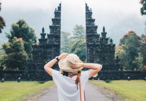 圖16 隨著長汎假期,出發到印尼當冒險王吧!