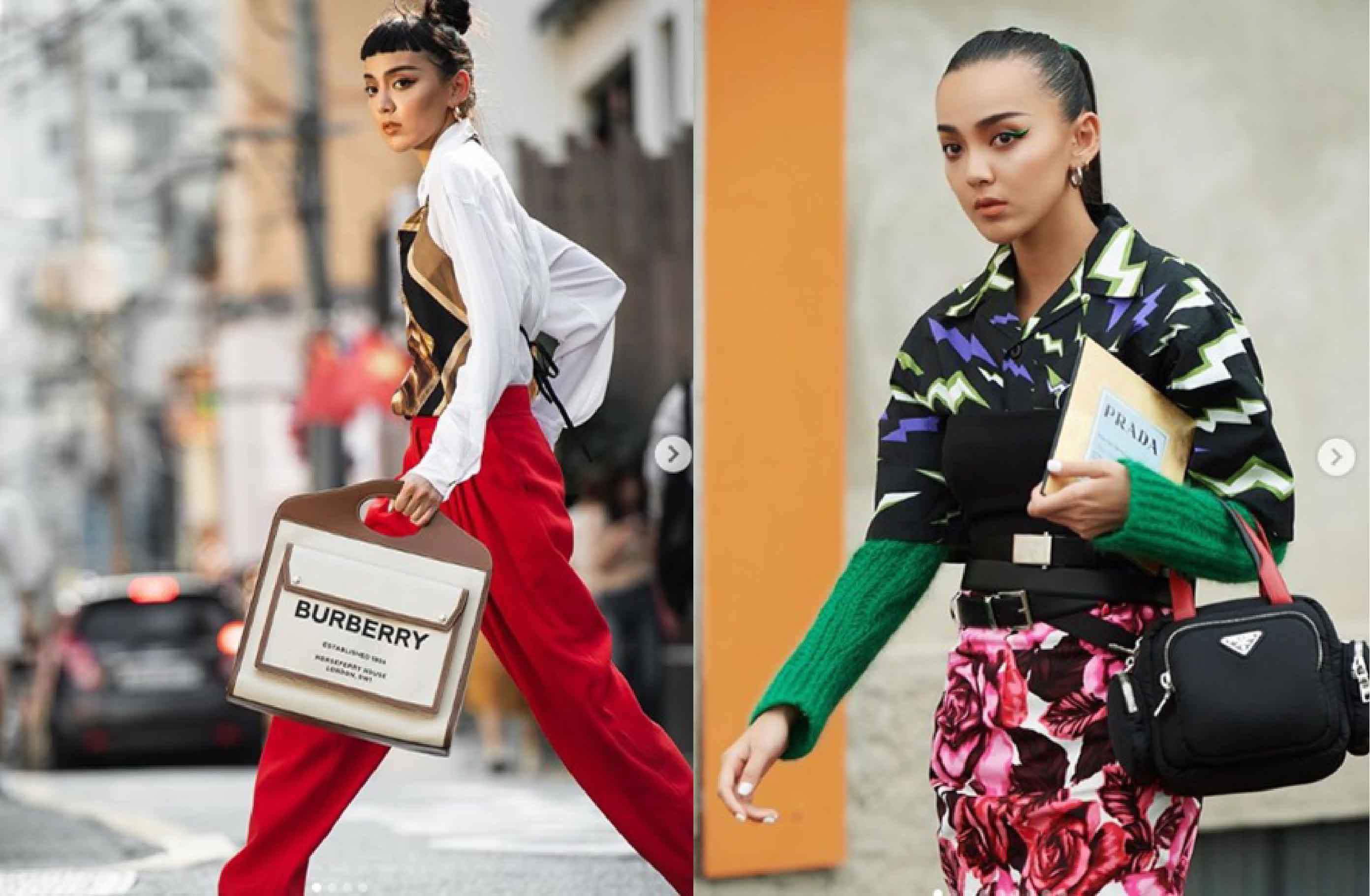 從少女雜誌甜美可愛的模特兒,轉變為個性的時尚潮模,一路走來,並不容易