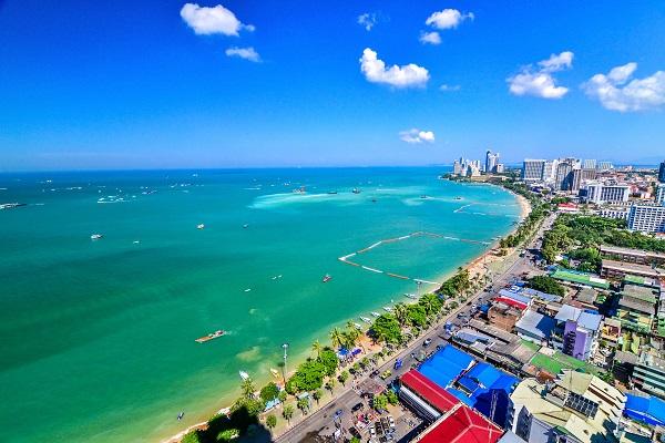 ▲芭達雅是泰國的黃金海岸(圖/ shutterstock.com)