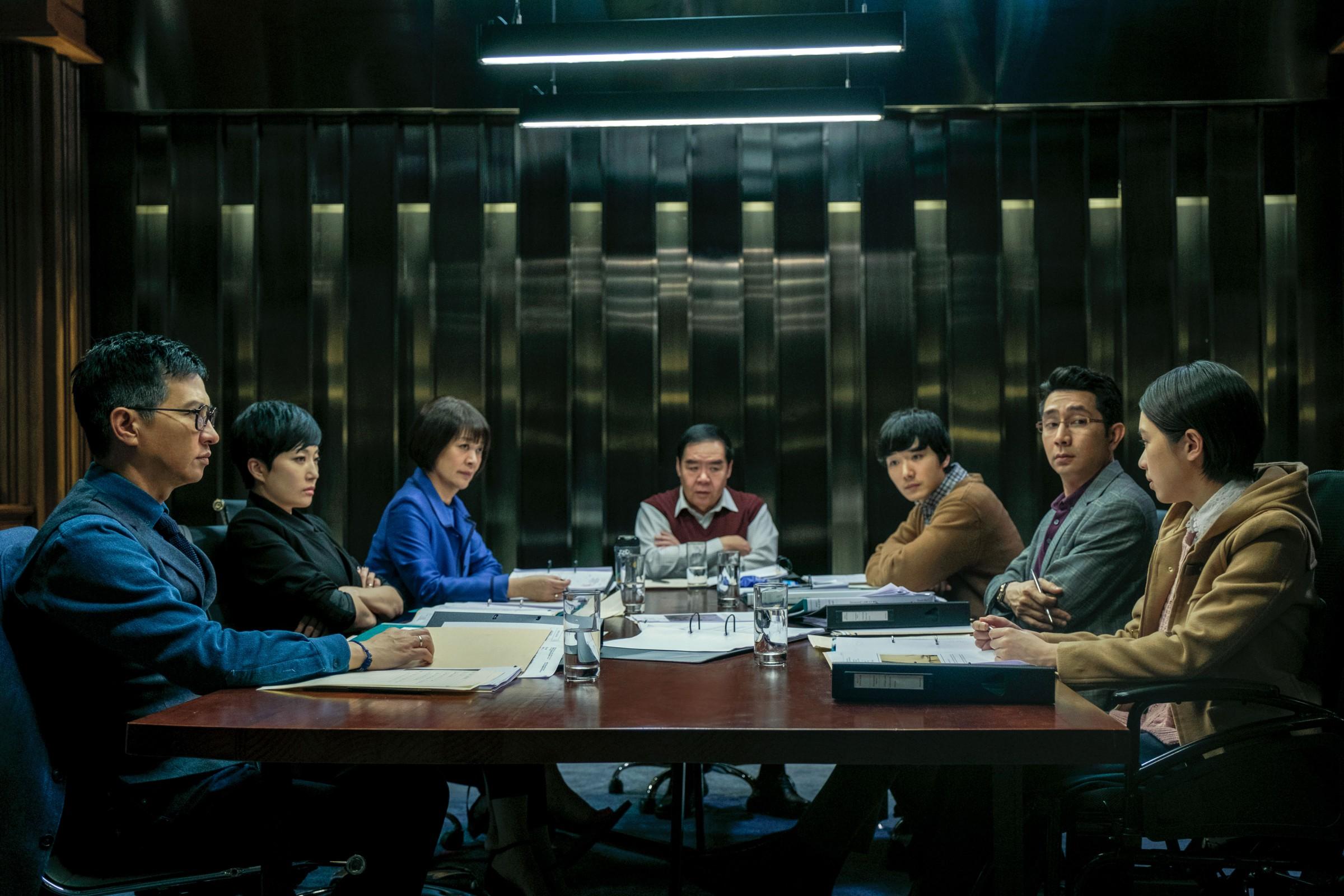 《催眠.裁決》犯罪動作新題材 齊名《我不是藥神》獲劇本獎