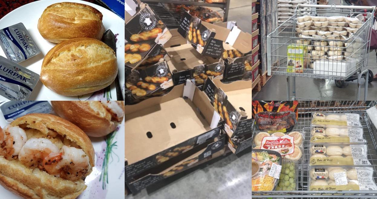 根本經濟奇蹟,有搶到就會被投以羨慕眼光!COSTCO好市多法國「半熟麵包」每日完售紀錄持續挑戰中