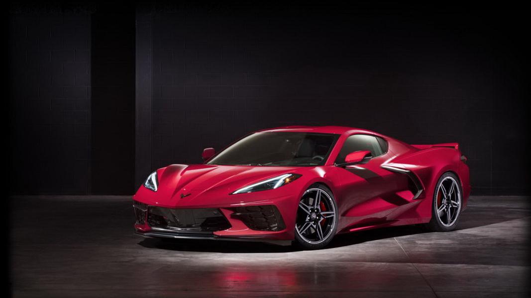 圖/日前傳出全新ZR1將採用油電混合動力配置,最大輸出馬力可達到900hp!