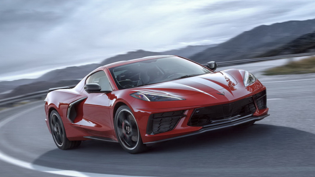 圖/傳Chevrolet Corvette ZR1美式高性能車也將推出油電版本。