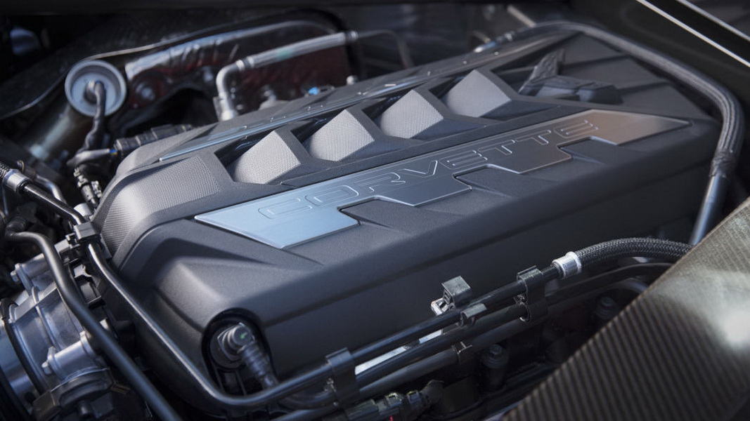 圖/ZR1很可能採用類似Z06的動力系統,也就是全新雙渦輪增壓引擎、搭配電動馬達輔助。