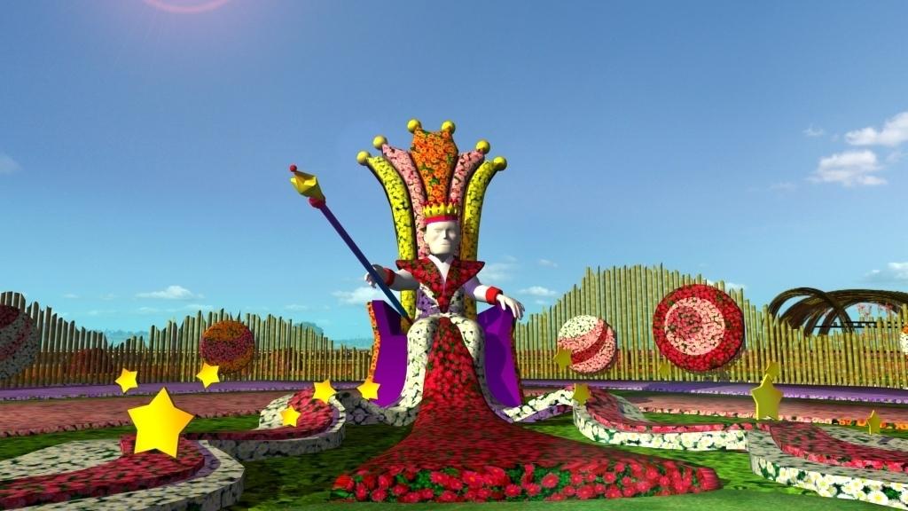 權力國王(圖片來源:台中觀光旅遊網)