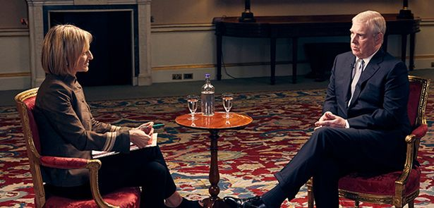 Prince Andrew will be interviewed by Newsnight reporter Emily Maitlis (Picture: BBC)