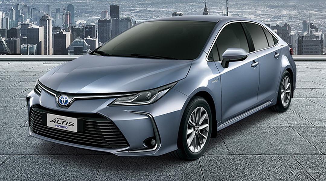 圖/本月Toyota Corolla Altis保持一貫高水準,全月銷量來到2,714輛,比上個月多賣出150輛。