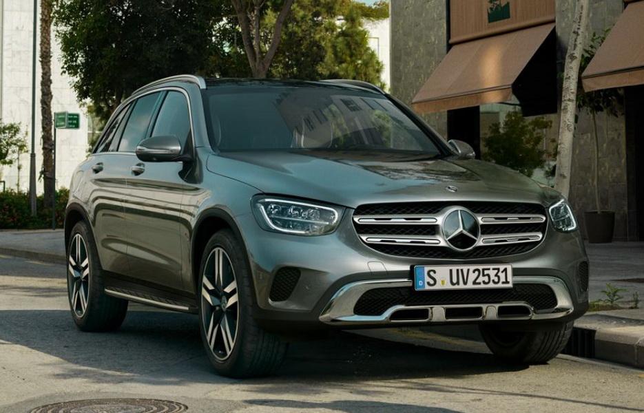 圖/Mercedes-Benz GLC本月以1,057輛成績,拿下高級進口車排行榜冠軍。