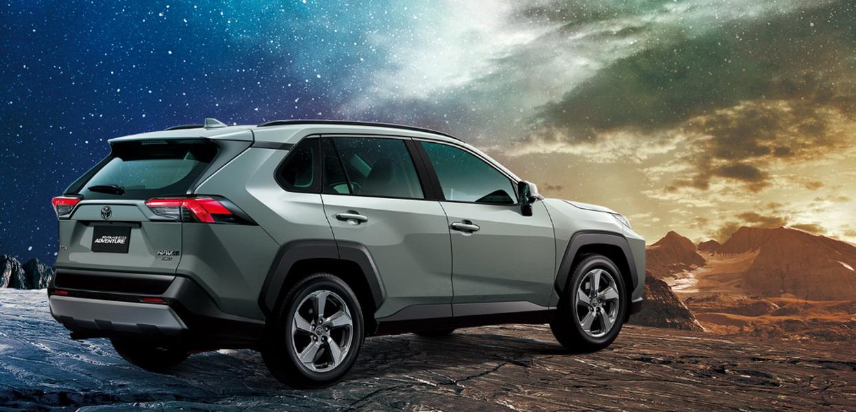 圖/Toyota RAV4本月賣出驚人的3,739輛,也創下單月銷售歷史新高。