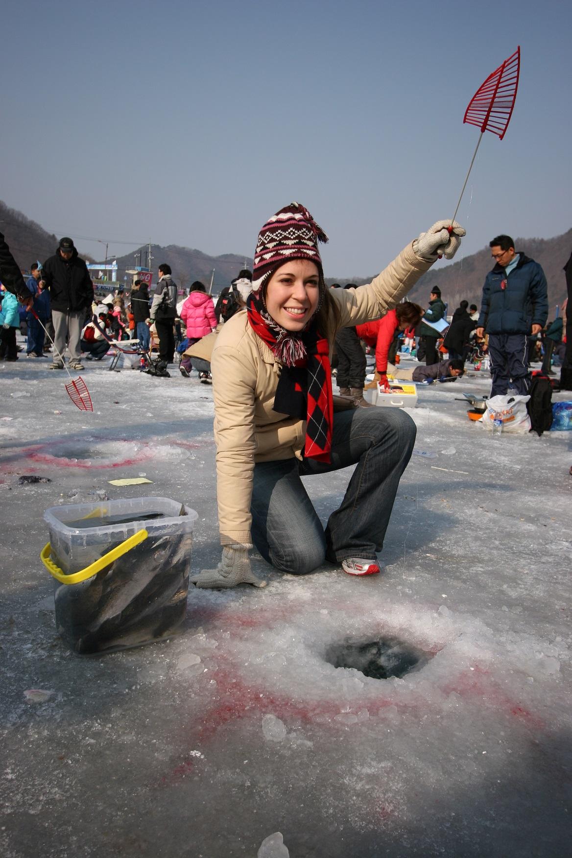 ▲華川山川魚慶典(圖/韓國觀光公社)