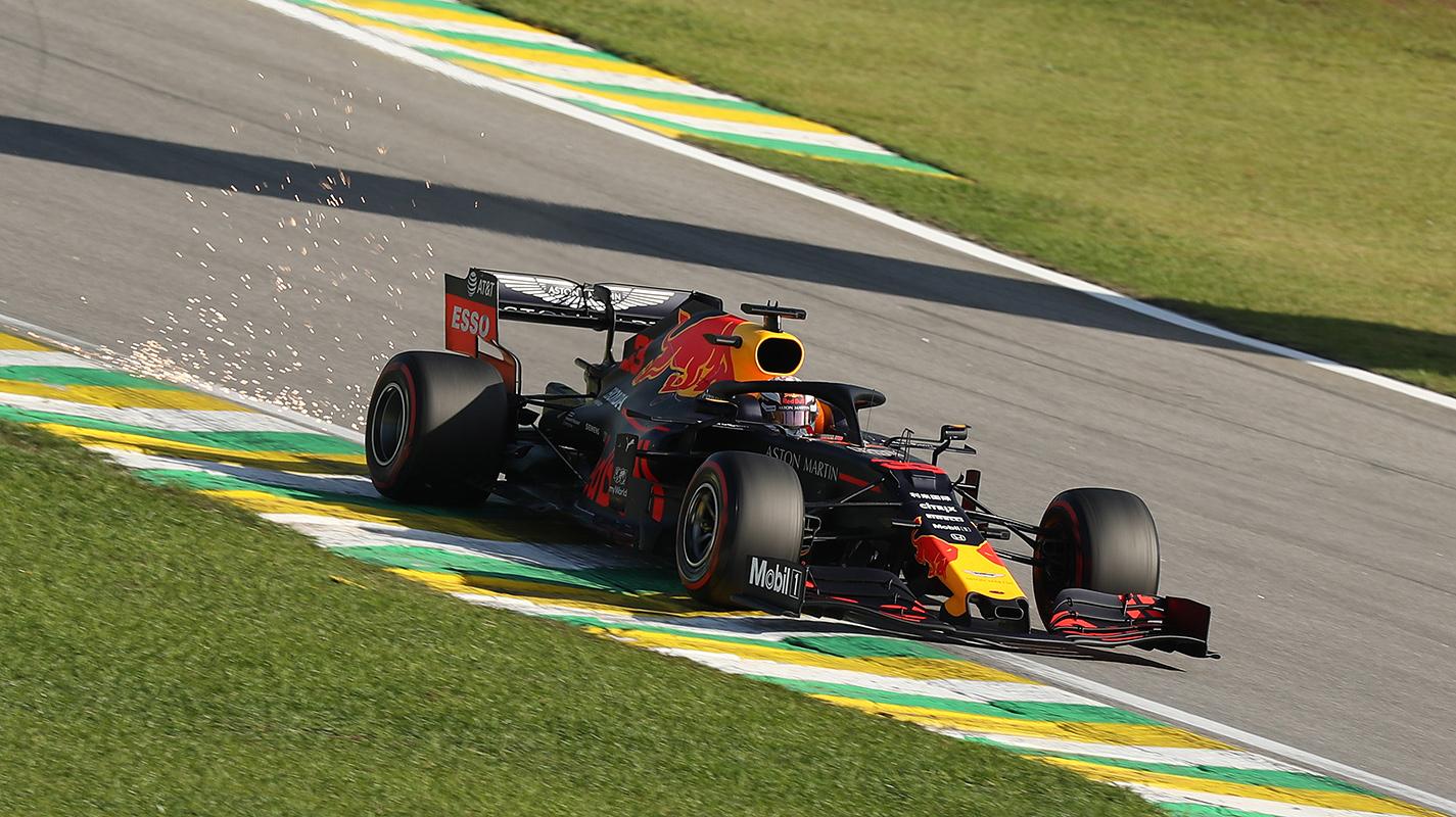 力克強敵Verstappen入手巴西GP竿位