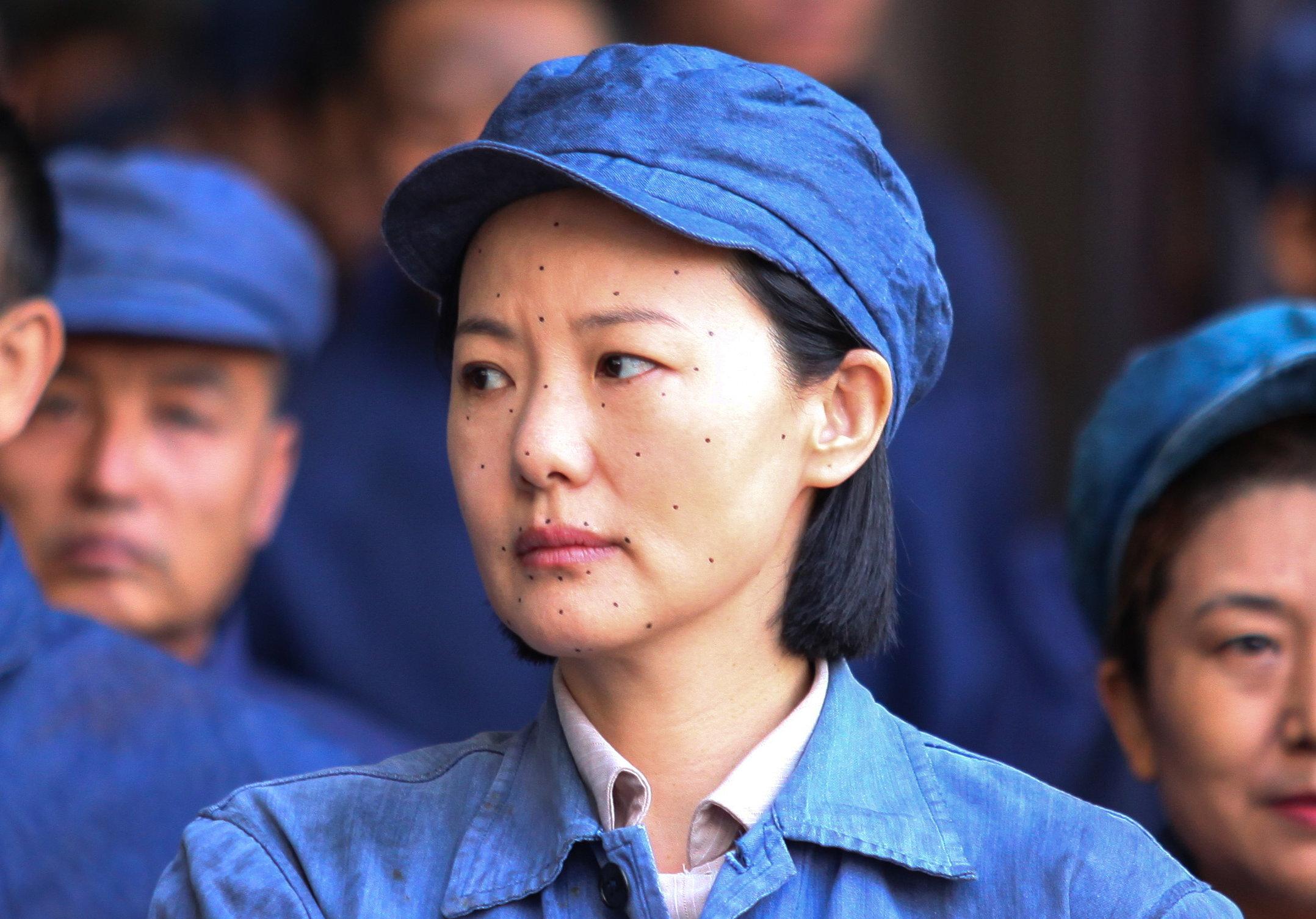 柏林影帝后王景春、詠梅在《地久天長》片中年輕風貌,都是由台灣特效公司一手操刀回春