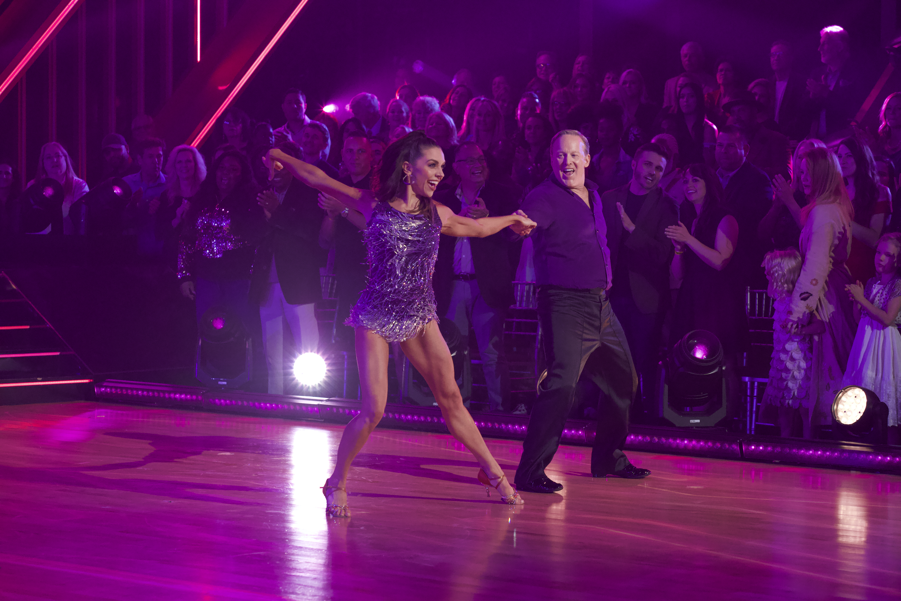 Sean Spicer defends his Dancing With the Stars success: If youre looking for the best, this is not the show