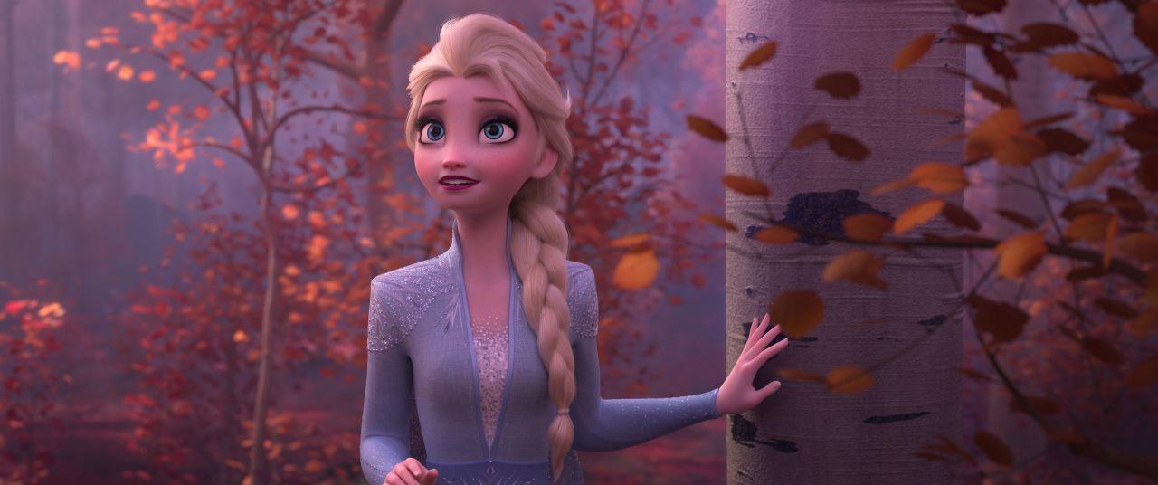 艾莎的魔法從何而來,是續集電影的創作核心