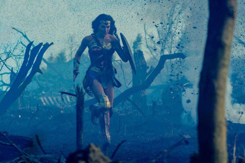 《神力女超人》(Wonder Woman):黛安娜公主